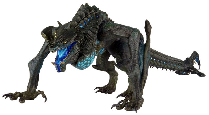 Illustration for article titled A New Pacific Rim Otachi figure that's 18 inches of Kaiju awesomeness