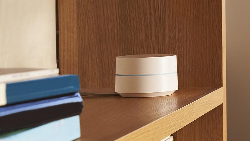Sistema Google Wifi (con 3 puntos de conexión) | $259 | Amazon