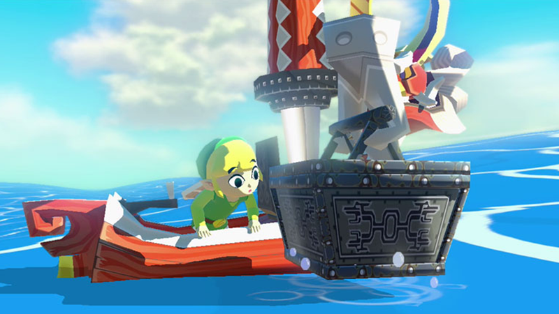 Illustration for article titled Wind Waker HD Releasing Early, If You're Willing To Download It