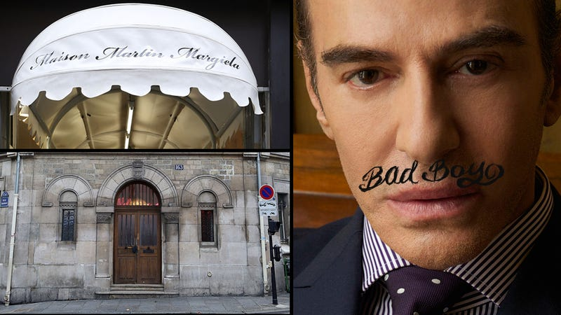 Illustration for article titled New Margiela Director John Galliano Isn't a 'Bad Boy,' He's a Racist