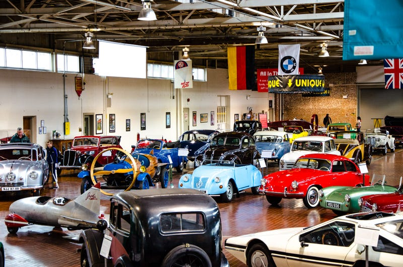 Illustration for article titled Lane Motor Museum - Mega Gallery