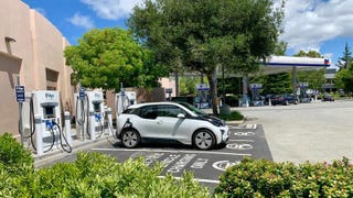Chevron and EVgo Partner to Build Fast Chargers at Gas Stations