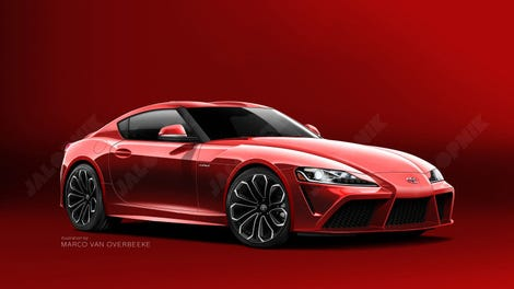 Leaked BMW Model Codes Document Suggests Upcoming Supra Will Not Get