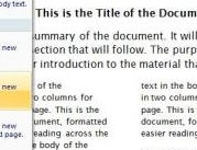 Illustration for article titled Create a Two-Column Template in Word