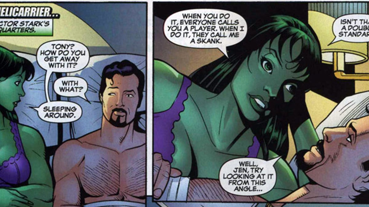 Superheroes Who Get Laid All The Time