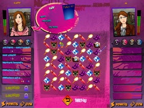 Illustration for article titled Mean Girls: The Video Game Reworks Puzzle Quest Into Girl-Friendly Matching, Manipulation
