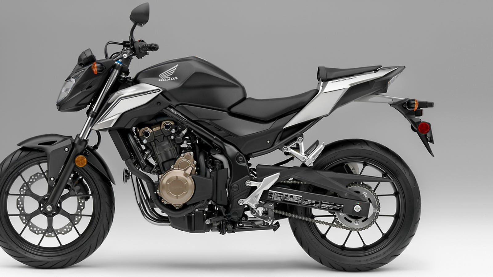 the 2016 honda cb500f looks sharper and sounds better. Black Bedroom Furniture Sets. Home Design Ideas