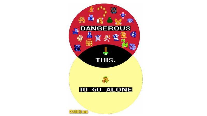 Illustration for article titled It's Dangerous...