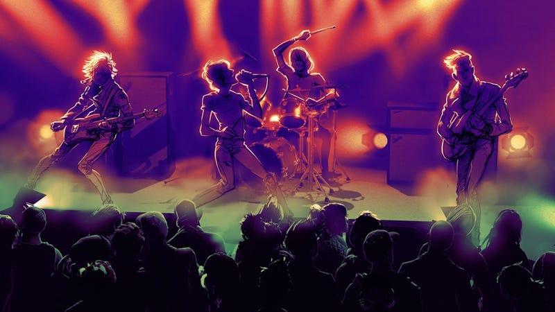 Illustration for article titled Rock Band 4 PC Crowdfunding Campaign Fails To Hit $1.5M Goal