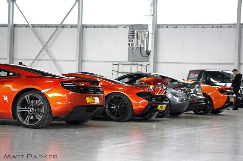 This Unbelievable Supercar Meet Will Melt Your Brain