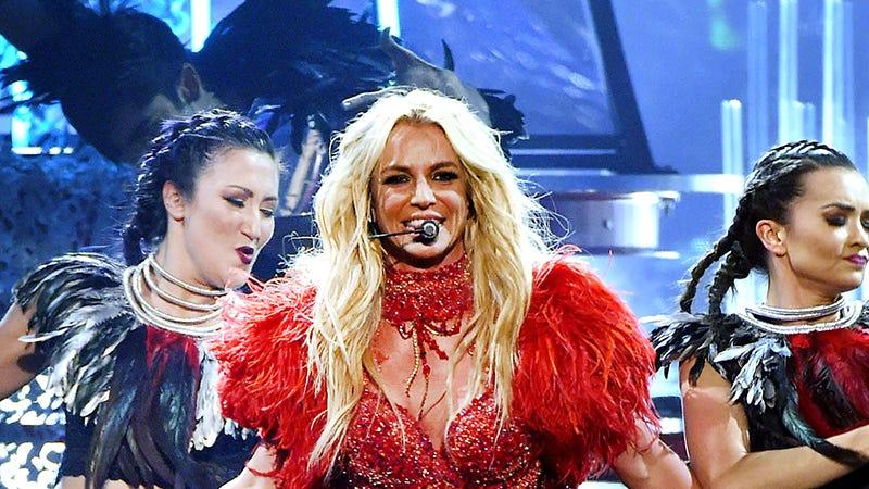 Illustration for article titled Britney Spears's Children Hate When She's 'Britney Spears'