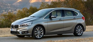 Illustration for article titled BMW Is ln No Hurry To Sell The 2-Series Active Tourer To Americans