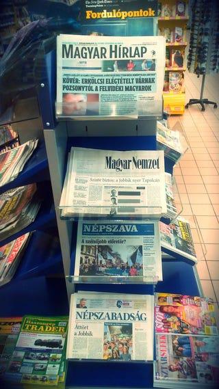 Illustration for article titled De mit csinál a Jobbik, miközben a felvidéki magyarság elégtételt vár?