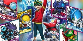 Illustration for article titled Here it is the first Trailer of Digimon Universe: Appli Monsters