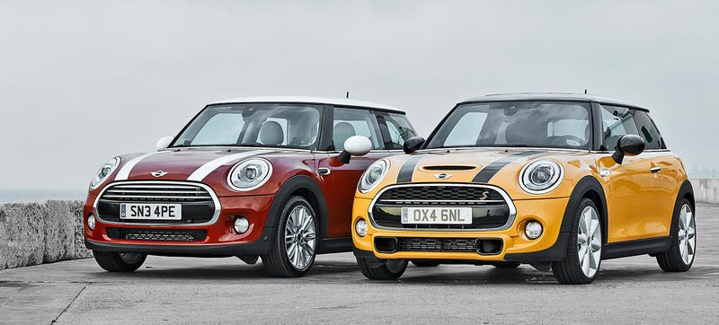 Illustration for article titled Feds Fine BMW $40 Million For Mini Cooper Safety Recall Violations
