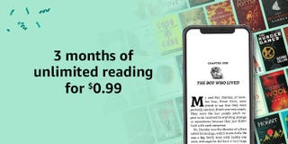 Three Months of Kindle Unlimited | $1 | Amazon