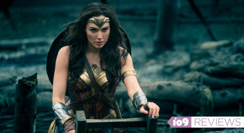 Gal Gadot is Wonder Woman in the awesome movie of the same name. All Images: Warner Bros.