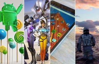 Illustration for article titled Lollipop, Doble Check azul y juegos imperdibles, lo mejor de la semana