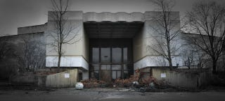 Illustration for article titled This Abandoned Wasteland Was Once America's Largest Mall