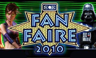 Illustration for article titled SOE Dates Fan Faire 2010