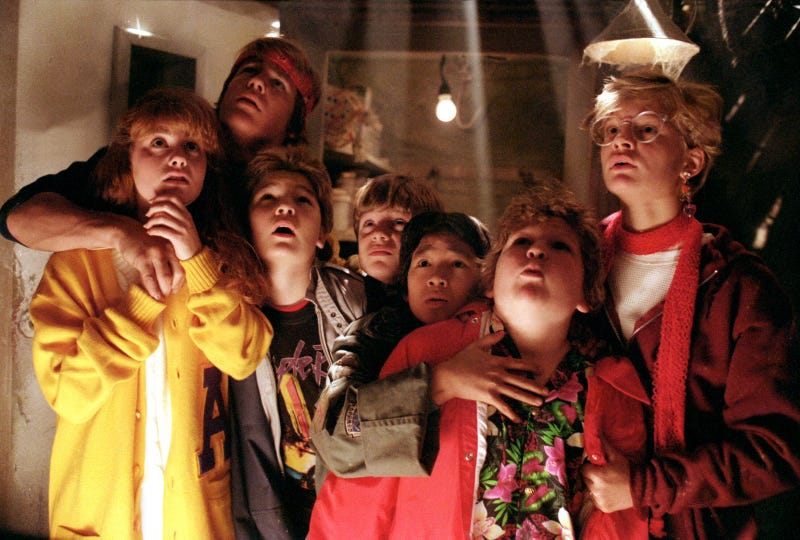Illustration for article titled That Goonies Sequel Just Won't Say Die