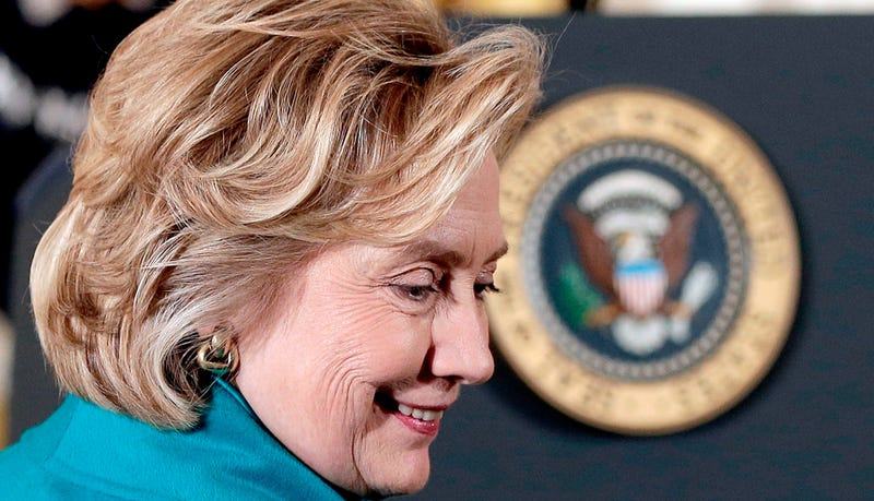 Illustration for article titled White House Run Will Literally Kill Hillary, Says Dubious Source