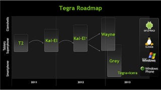 Illustration for article titled Nvidia's Tegra 2 Successors Are Planning a Takeover