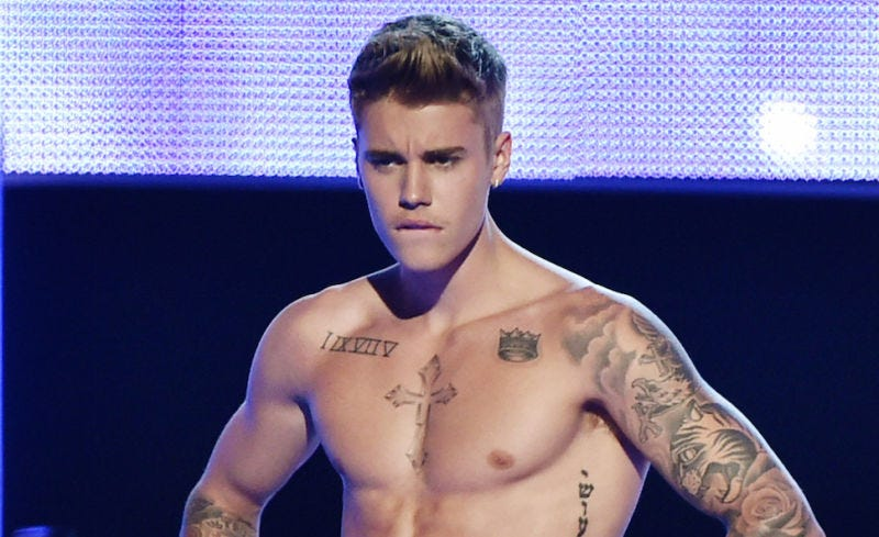 Illustration for article titled A Drunk Justin Bieber Tried to Ruin Ancient Mayan Site, Also Took Off His Pants