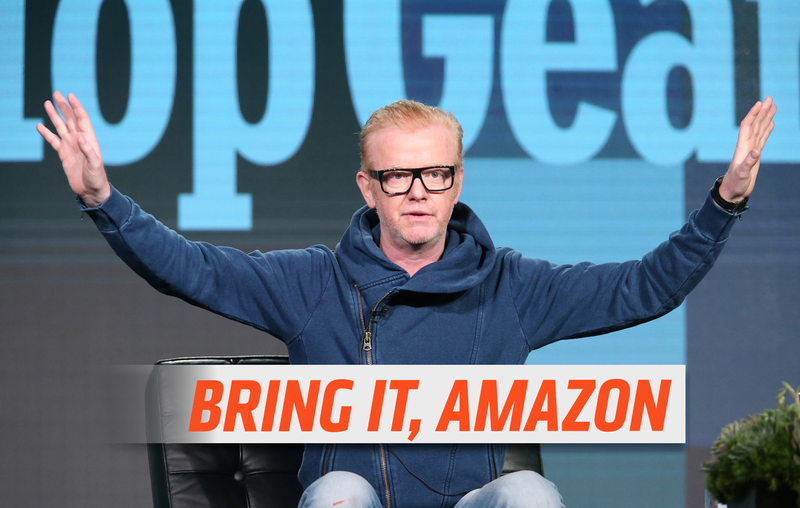 netflix could air new top gear to rival old hosts 39 amazon series. Black Bedroom Furniture Sets. Home Design Ideas