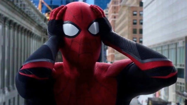 Spider-Man 3 Finally Has a Real Title, and It s Bleak