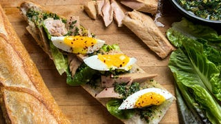 Upgrade Your Tuna Sandwich With Italian Salsa Verde