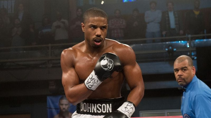 Photo: Michael B. Jordan (Creed)