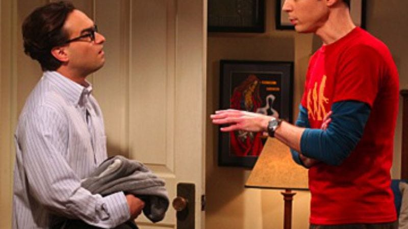 """Illustration for article titled The Big Bang Theory: """"The Vartabedian Conundrum"""""""