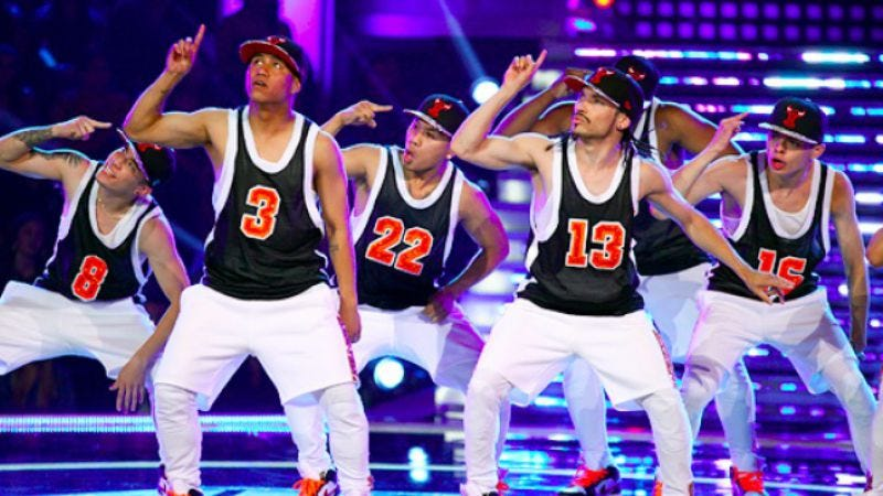 america s best dance crew Way back at the start of the season, i mentioned that america's best dance crew was subtly making the changes it needed.