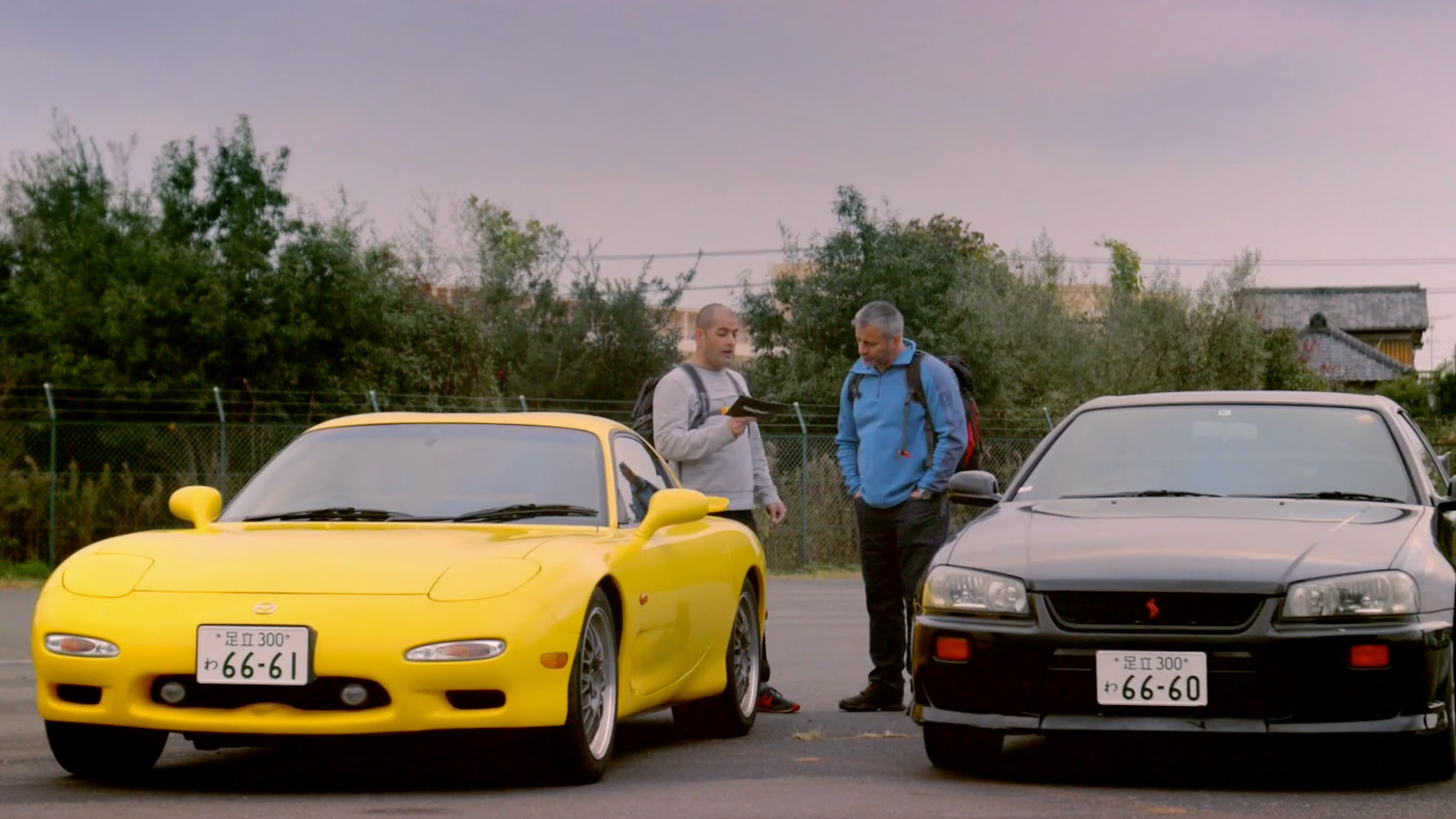 Top Gears Japan Episode Blew My Mind With 90s Sports Cars Name Of The Subaru In Born To Race