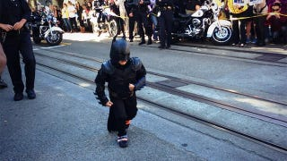 Illustration for article titled BatKid saves San Francisco and our collective souls
