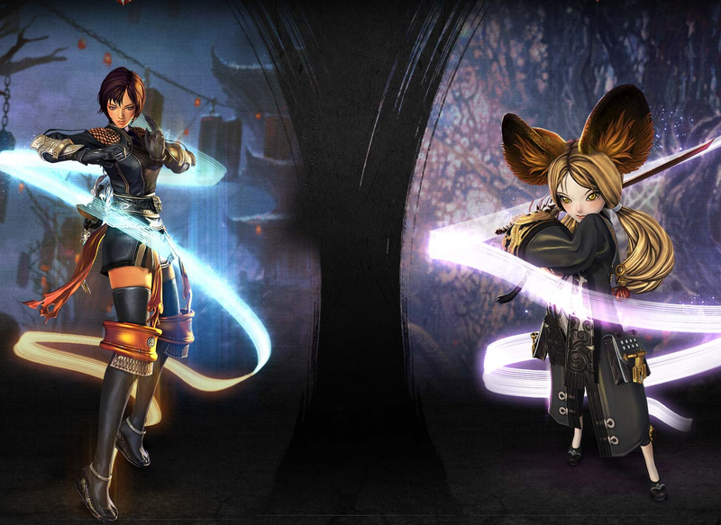 Blade & Soul: Getting Started!