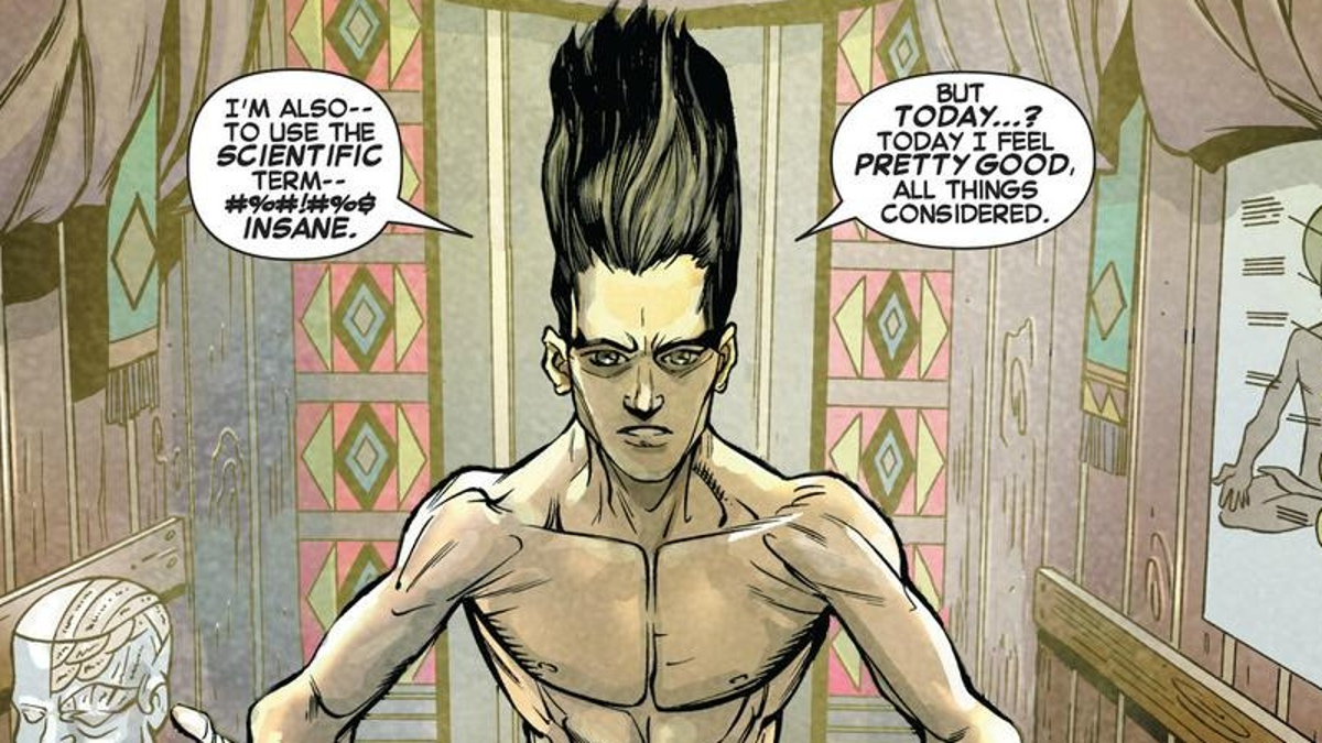 The Bizarre History of Legion, One of Marvel's Most Powerful