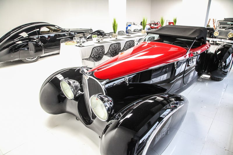 Illustration for article titled This Room In Miami Is Full Of Rare Supercar Treasures