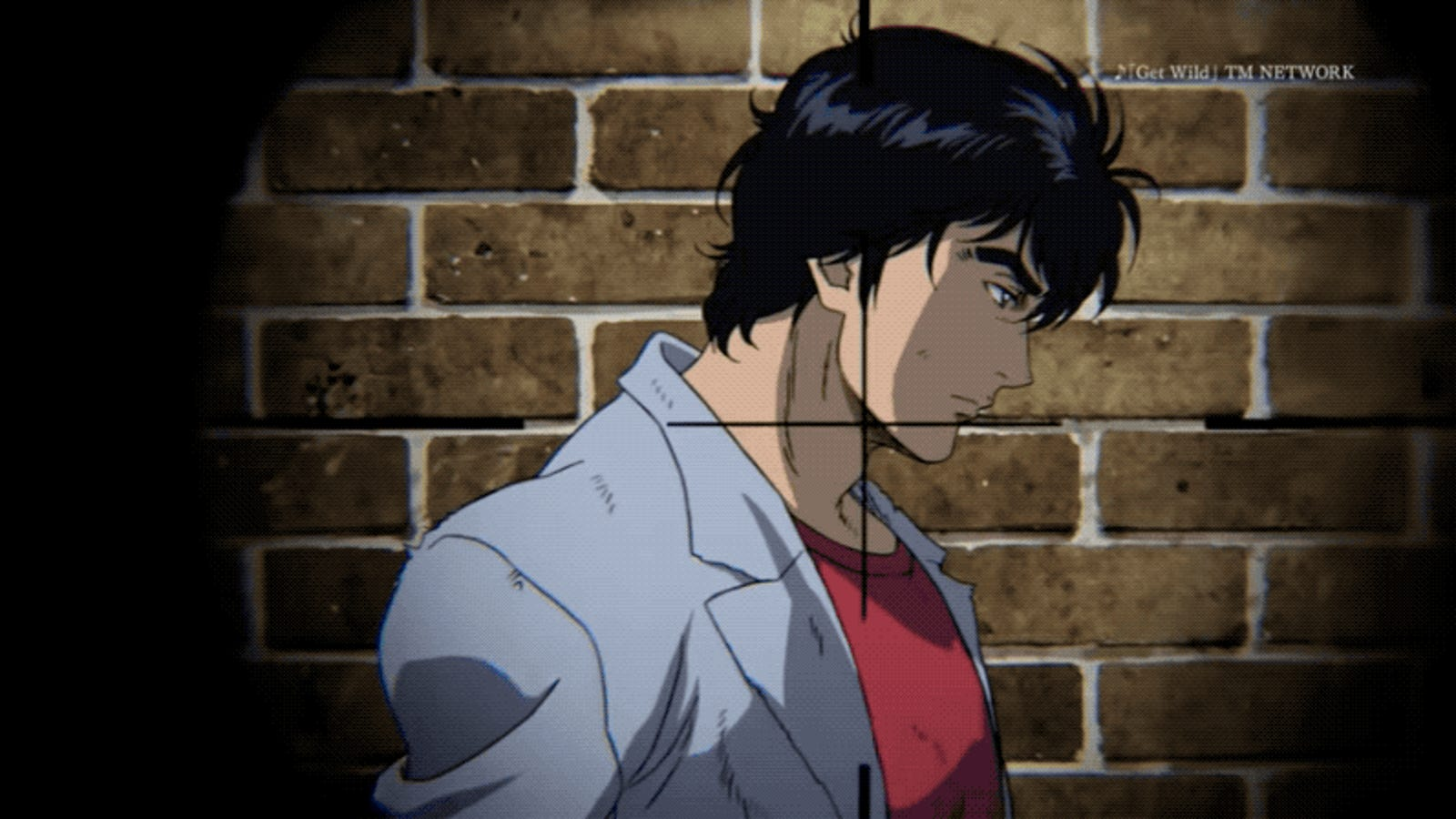 First Look At The New City Hunter Anime Movie