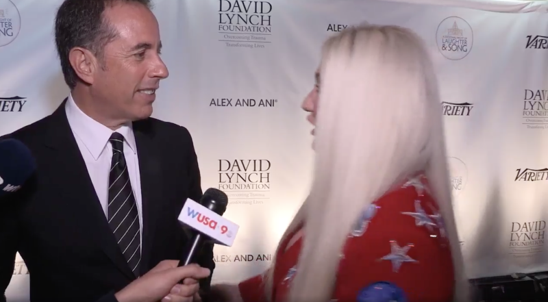Kesha Talks About Failed Hug with Jerry Seinfeld