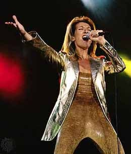 Illustration for article titled Celine Dion Will Heal Olympic Rifts With Powerful Vocals