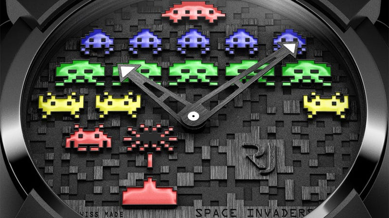 Illustration for article titled Space Invaders Merch Sure Has Gotten Fancy