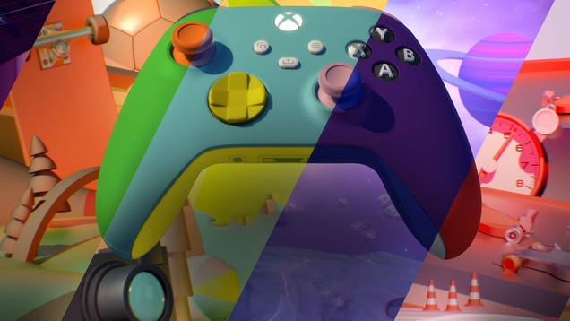 The Xbox Design Lab Is Back, Letting You Make Tacky Next-Gen Controllers