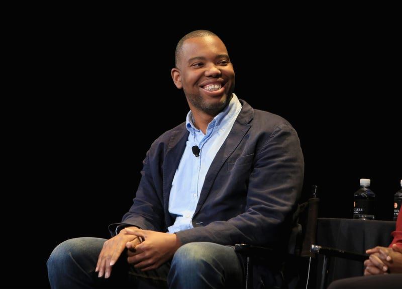 Writer Ta-Nehisi Coates at the New Yorker Festival on Oct. 4, 2015, in New York CityAnna Webber/Getty Images for The New Yorker
