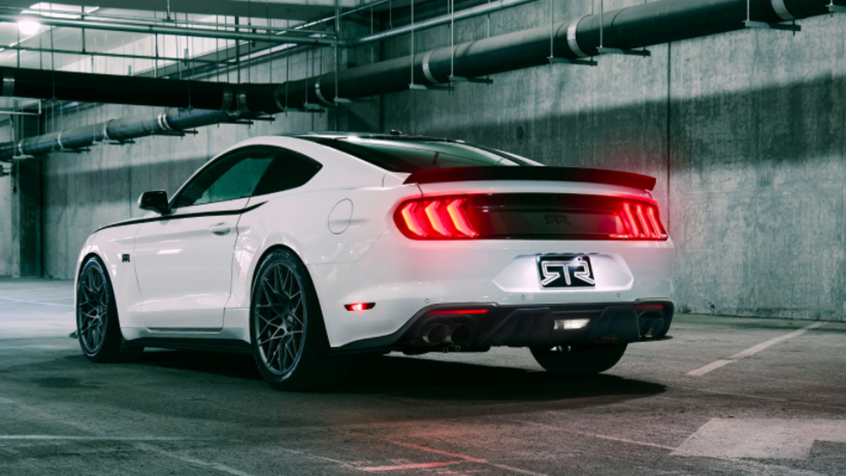 Ford dealers will soon sell a 700 horsepower rtr mustang with a warranty