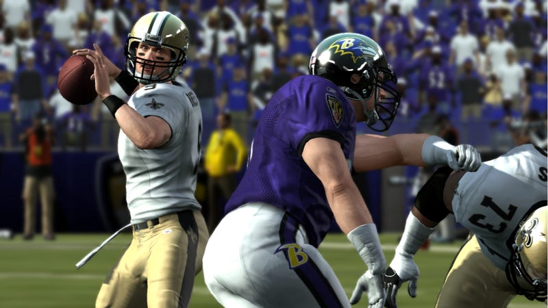 """Illustration for article titled EA Sports' """"Football Czar"""" Opens With A Two-Month Drill"""