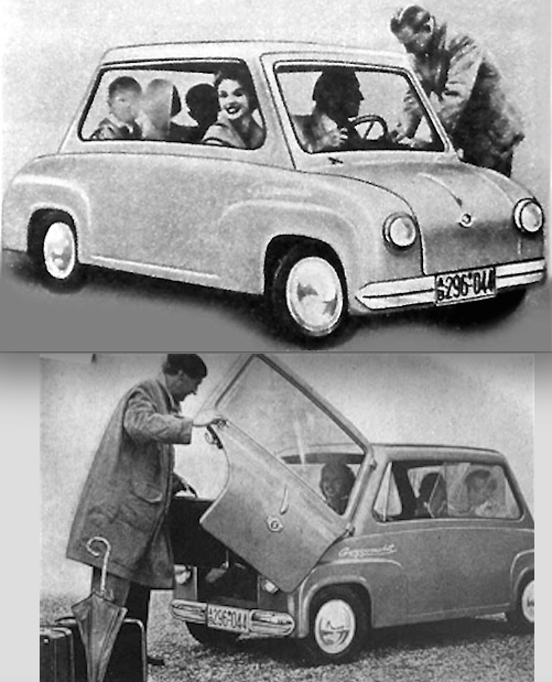 The Most Important Carpany You Know Nothing About  The Incredible  Story Of Glas And The Goggomobil