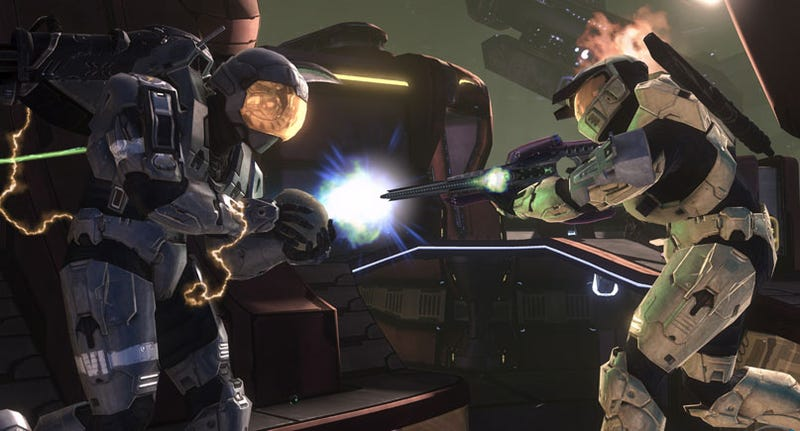 Illustration for article titled The Halo 3 Mythic Map Pack Happens On April 9th