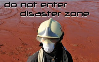 Illustration for article titled This week, io9 takes you into the disaster zone